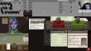 DIRECTO RANDOM 006 - PAPERS, PLEASE (EP.2)