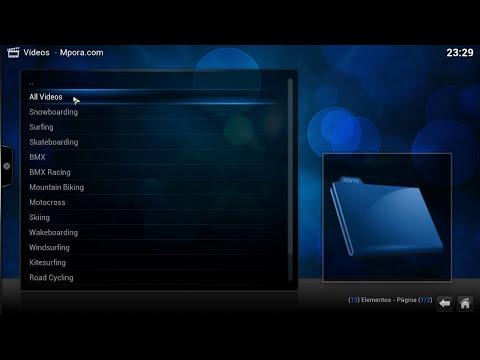 instalacion y configuracion del xbmc para windows todos los canales 2014