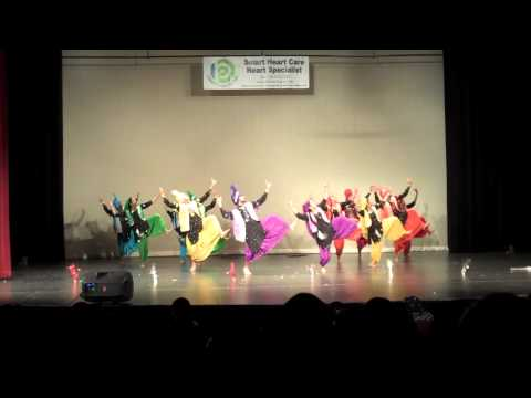 Duke Dhamaka  Sin City Bhangra 2013 video