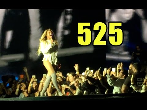The Time Beyonce Shut Down the City! (Day 525)