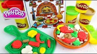 Plastilina Play Doh Fiesta de Pizza  Play Doh Pizza Party