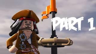 Прохождение игры lego pirates of the caribbean часть 1