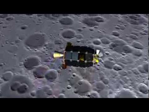 NASA Ames LADEE Mission Animation: Mission Ending