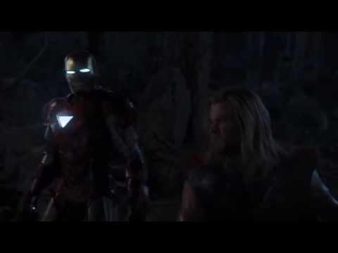 Iron Man vs. Thor - The Avengers