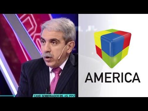 Aníbal Fernández, muy duro contra Mauricio Macri