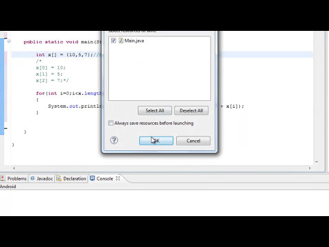 Tutorial Java - 9. Arreglos