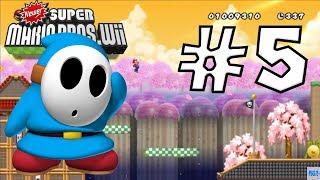 Sakura(i) Village! - Newer Super Mario Bros. Wii Pt. 5