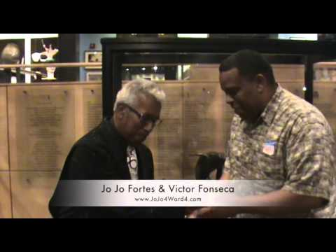 Jo Jo Fortes & Victor Fonseca  @ NB Whaling Museum