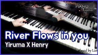 download lagu ̝�루마,헨리yiruma X Henry - River Flows In You - gratis