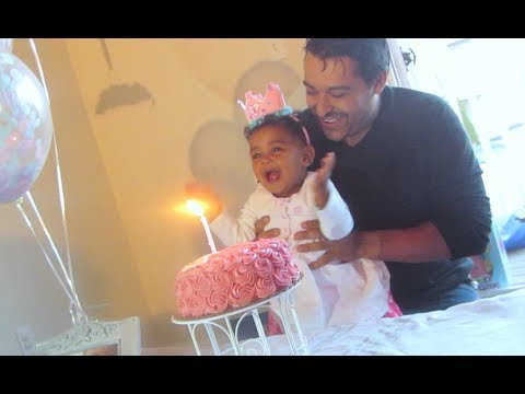 My Love, Olivia's First Birthday Party! November 16, 2013 | Naptural85 Vlog
