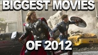 The Biggest Summer Movies of 2012