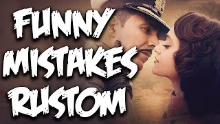 Everything Wrong With Rustom Movie | Akshay Kumar, Ileana d'cruz | Bollywood Mistakes | Episode #16