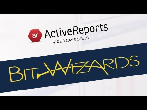 ActiveReports Video Case Study: Bit-Wizards