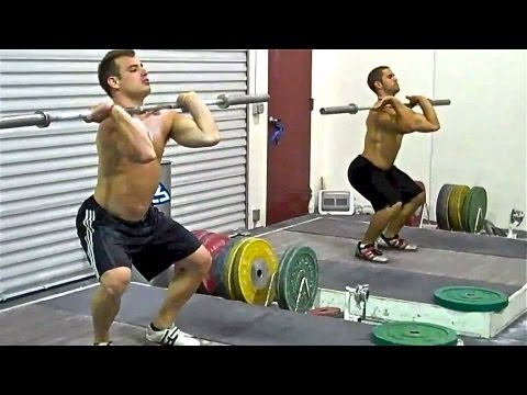 Clean, Part 1, How To, Olympic Weightlifting Image 1
