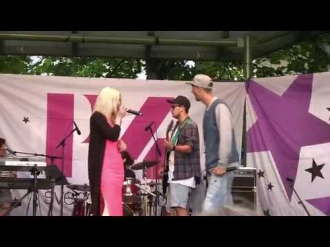 """Pankbanken - Pankast i staden"""" live Larmtorget"""