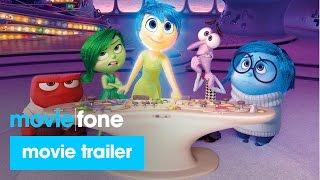 'Inside Out' Trailer #2 (2015): Amy Poehler, Bill Hader