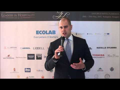 Alexey Korobkin, Director Development, Russia, CIS, Baltics & Scandinavia of IHG