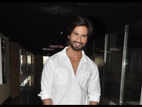 """R...Rajkumar Is Only For The Audience"" Shahid Kapoor"