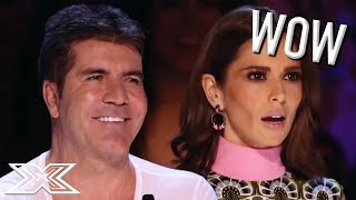 Download Lagu MOST VIEWED Auditions Ever From Around The World!   X Factor Global Gratis STAFABAND