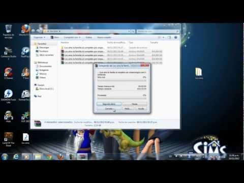 Descargar Los Sims 3 Con TODAS Las Expansiones (Paso N5:Acces.Quemando