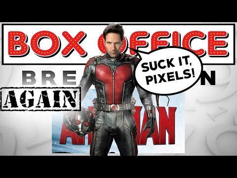 Box Office Breakdown for July 24th - July 26th, 2015