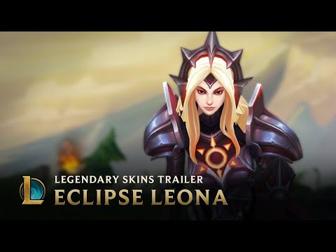 The Coven and The Eclipse | Eclipse Leona Skins Trailer - League of Legends