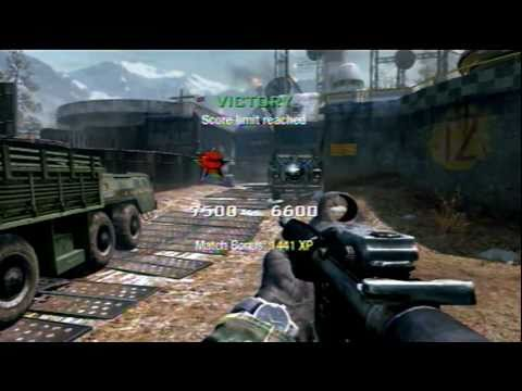 Call of Duty Black Ops Annihilation : Silo Gameplay