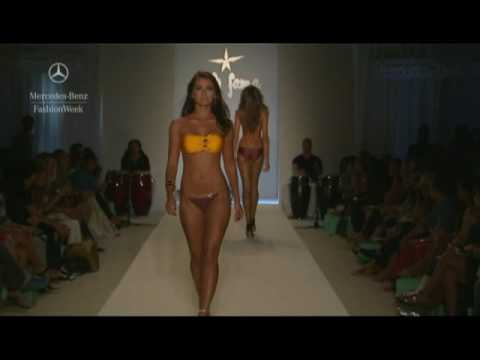 LULI FAMA Swimwear Fashion Show (Miami Swim)