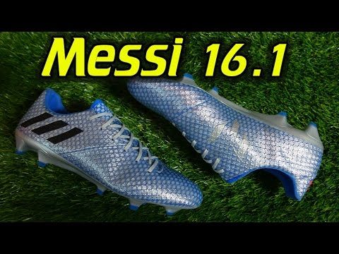 Adidas Messi 16.1 (Mercury Pack) - Review + On Feet