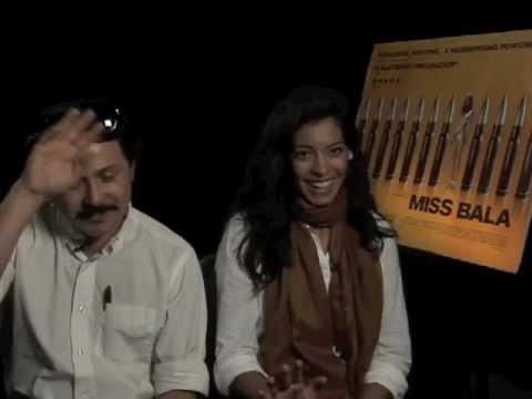 Gerardo Naranjo and Stephanie Sigman Talk 'Miss Bala'- Celluloid Heroes Radio