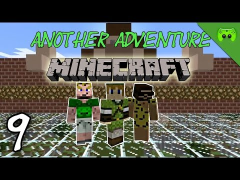 MINECRAFT Adventure Map # 9 - Another Adventure «» Let