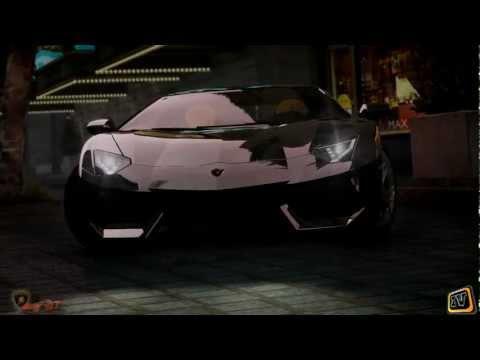 GTA 4 - Lamborghini Aventador