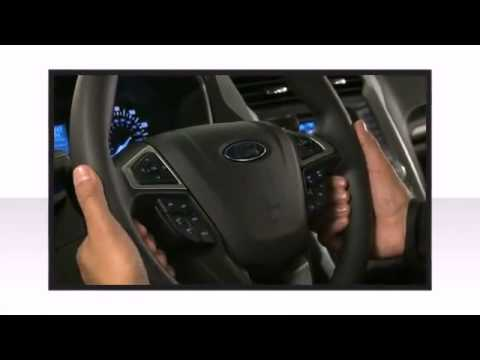 2014 Ford Fusion Video