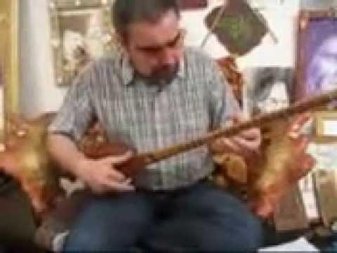 استاد مسعود شعاری - والس تاجیکی masoud shoari