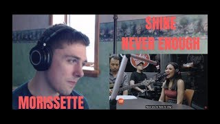 Morissette - Shine & Never Enough (LIVE on Wish 107.5 Bus) Reaction