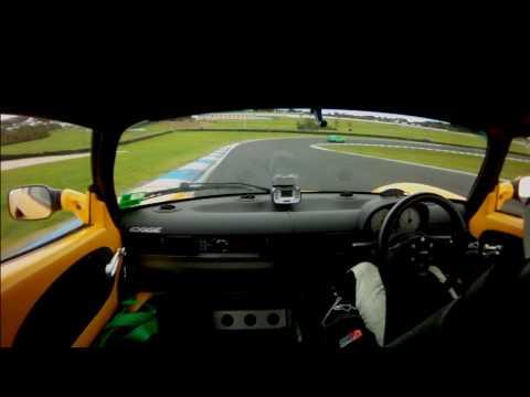 Lotus Honda K20 Exige - Victorian Supersprint Championship