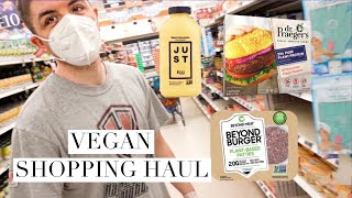 Vegan Grocery Haul 2020 & Easy Dinner Recipe