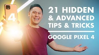 "TOP 21 GOOGLE PIXEL 4 & 4 XL TIPS, TRICKS, HIDDEN & ""ADVANCED FEATURES"""