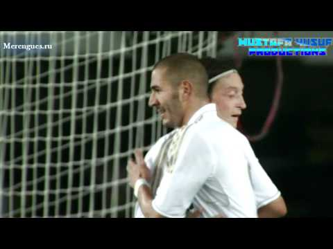 Karim Benzema - Invincible 2011-2012 [HD]