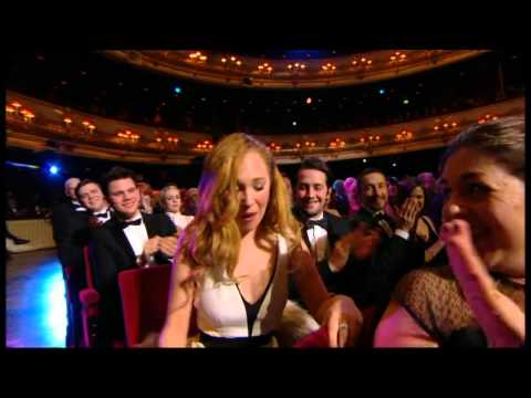 Juno Temple Awarded Rising star at the BAFTA's 2013