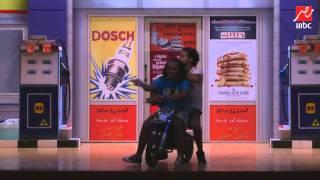 مسرح مصر - علي ربيع يرقص على مهرجان