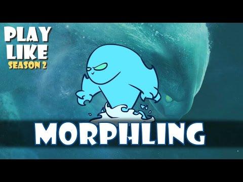 PLAY LIKE MORPHLING (Dota 2 Animation)