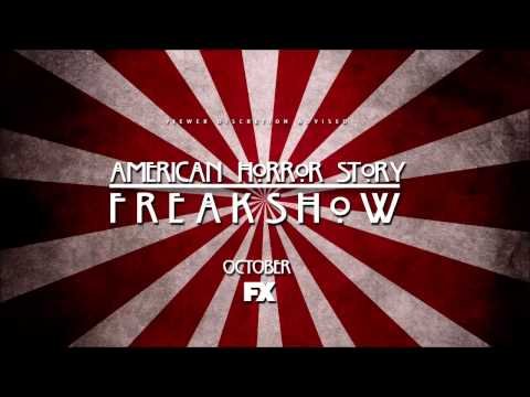 American horror story freak show soundtrack carousel official