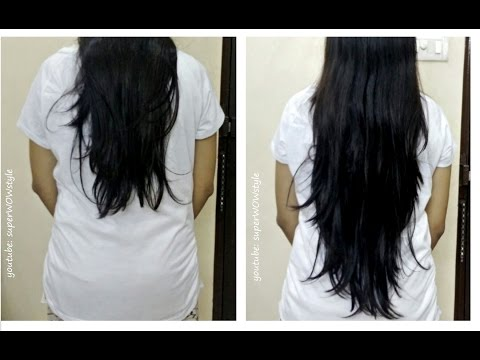 How to Grow Hair Fast (Indian Hair Growth Secrets) * Get Naturally Long Hair    superwowstyle
