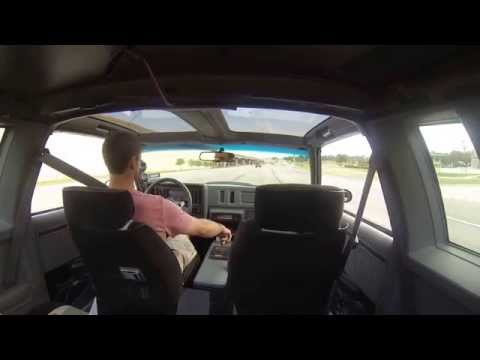 1987 Buick Grand National Accelerating