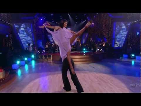 Celine Dion - My Heart Will Go On LIVE Dancing with the stars...