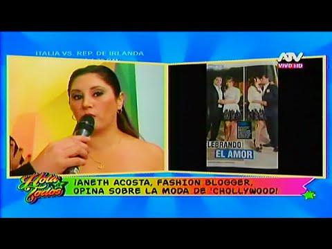 HOLA A TODOS 22/06/16 ANETH ACOSTA LA 'CANDY BLOGGER' HABLA SOBRE EL LOOK DE MAGALY Y SU NOTARIO