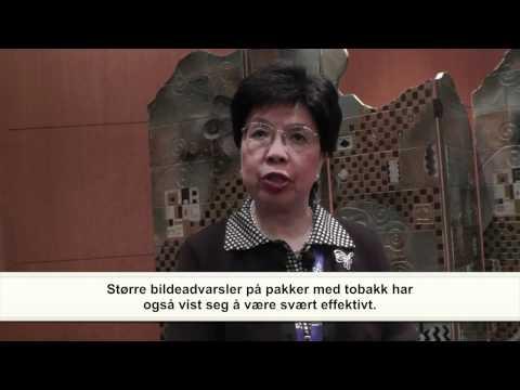 Tobakkskonferansen 2012: Margaret Chan