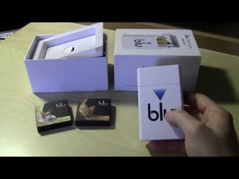 E-Cigarettes: how it works (blu Premium E-Cig Social Kit review) MUST SEE!!