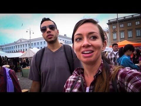 Amazing Street Performer - Helsinki, Finland video